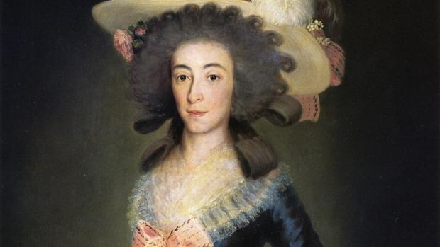 María Josefa de la Soledad Alfonso-Pimentel y Téllez-Girón, XII duquesa de Benavente, vista por Goya