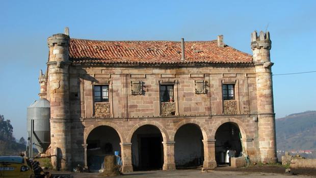 El Palacio de Ceballos