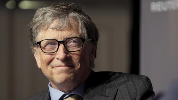 El multimillonario Bill Gates es un gran lector