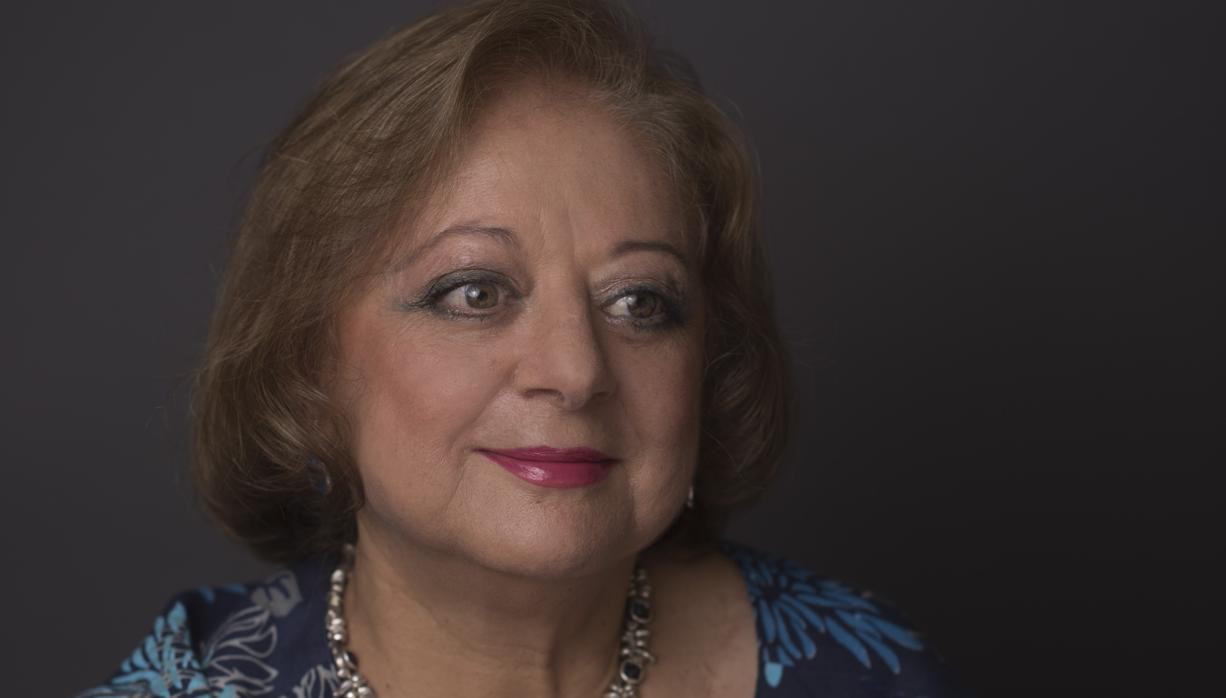 Cristina García Rodero, en el inicio de todo