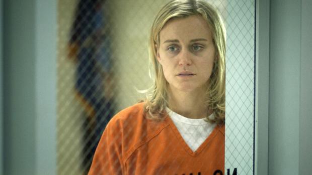 Piper Charmed en «Orange is the new black», el alter ego de la autora Piper Kerman