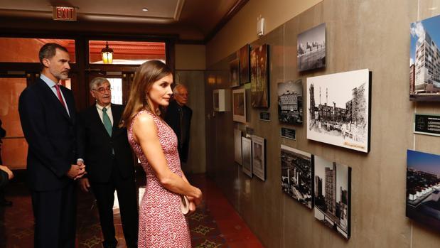 Fotos facilitadas por la Casa de S.M el Rey