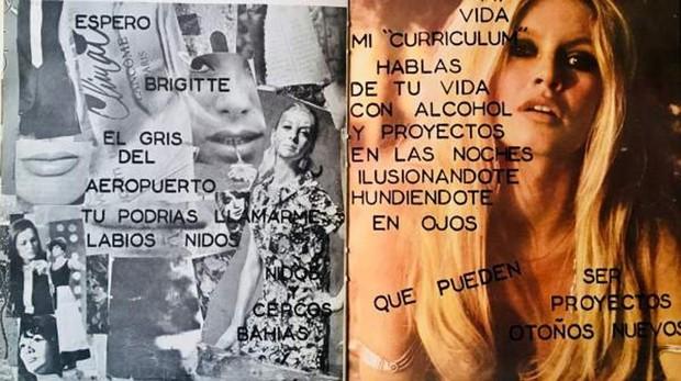 «Quizá Brigitte Bardot venga a cenar esta noche», obra de Alfonso López Gradolí