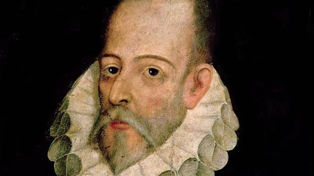 Un retrato de Miguel de Cervantes