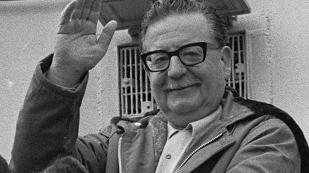 Salvador Allende, en una foto de archivo