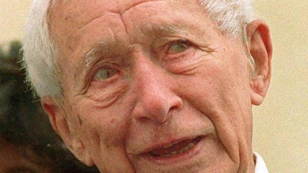 El escritor germano Ernst Jünger
