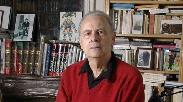 El Premio Nobel francés, Patrick Modiano