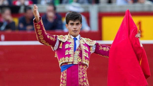 Fransciso de Manuel, triunfador de la primera de San Fermín