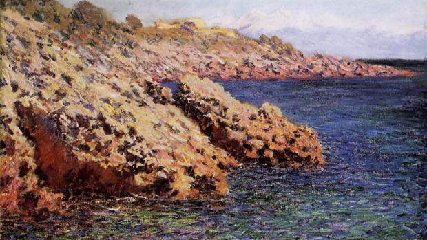 «La Méditerranée» de Claude Monet será una de las obras que se podrán ver en «Redescubriendo el Mediterráneo»