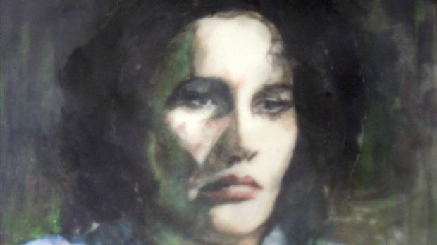 Retrato de Anna Göldi en el museo dedicado a su figura