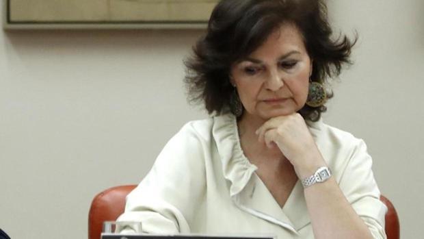Calvo ocultó a la RAE que el informe de la Constitución sería sobre género