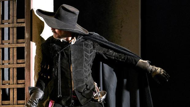 «El caballero de Olmedo», en la versión de Eduardo Vasco para Noviembre Teatro