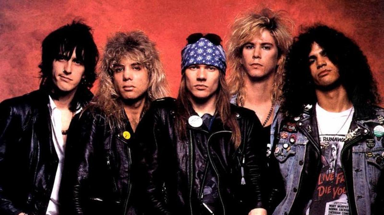 «November Rain» de Guns N'Roses, primer vídeo de los noventa en alcanzar el billón de visitas