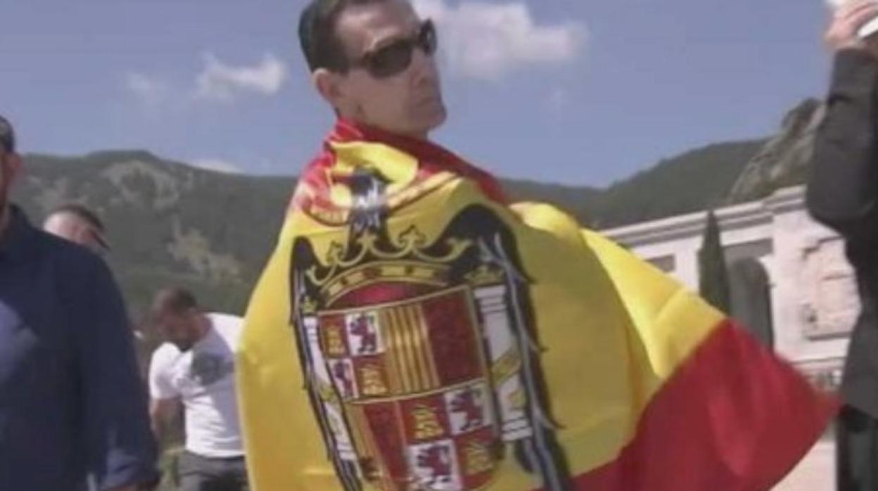 Fabio McNamara: «Que Franco resucite, salga vivo y sea nuestro caudillo»