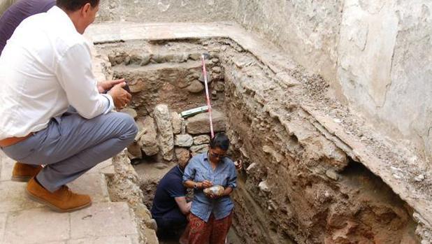 Los investigadores de Cambridge revisan los restos hallados