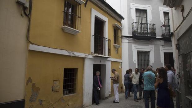 La casa natal de Velázquez