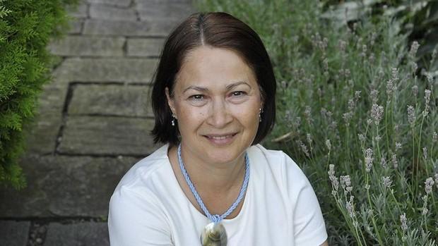 La escritora colombiana afincada en España Consuelo Triviño Anzola