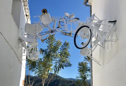 Instalación de Isidro López Aparicio en Genalguacil