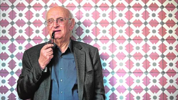 El escritor griego Petro Markaris