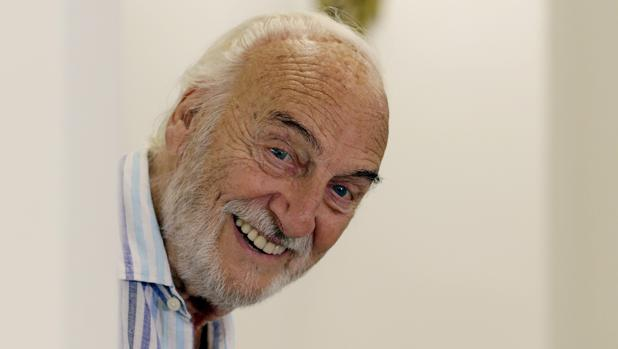 El veterano actor argentino Héctor Alterio