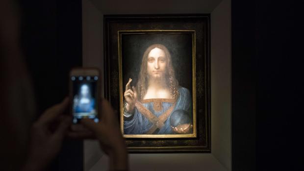 El «Salvator Mudni», el cuadro más caro de la historia
