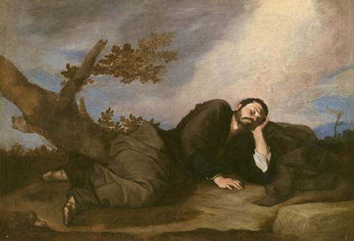 «El sueño de Jacob» de Ribera