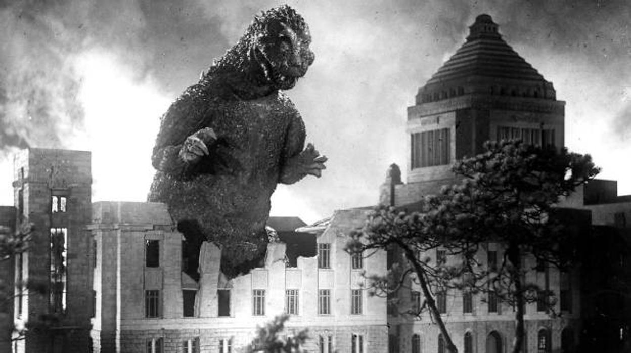 Cuál es la relación entre Godzilla y las bombas nucleares de Hiroshima y Nagasaki