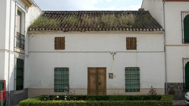 Casa de Francisca Alba en Valderrubio (Granada)