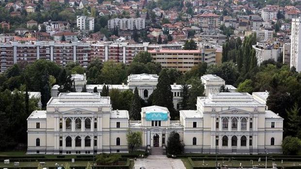 El Museo Nacional de Bosnia-Herzegovina