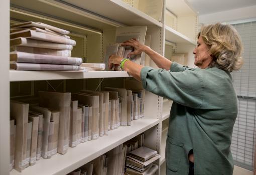 Más de 5.000 archivos componen este impresionante legado