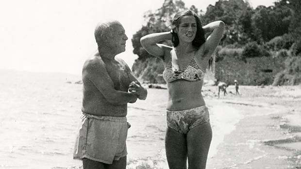 Françoise Gilot, la única mujer que huyó de Picasso