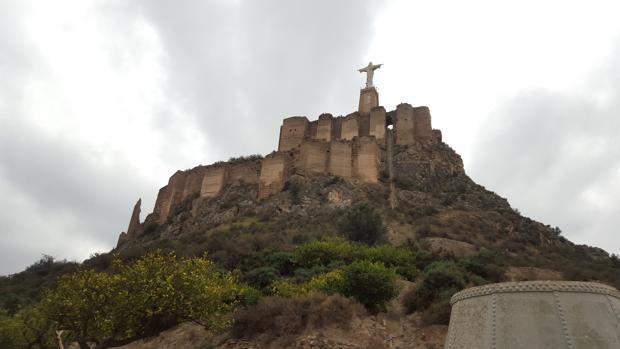 El castillo de Monteagudo, donde vivió el rey Lobo