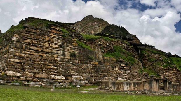 El templo de Chavín de Huantar