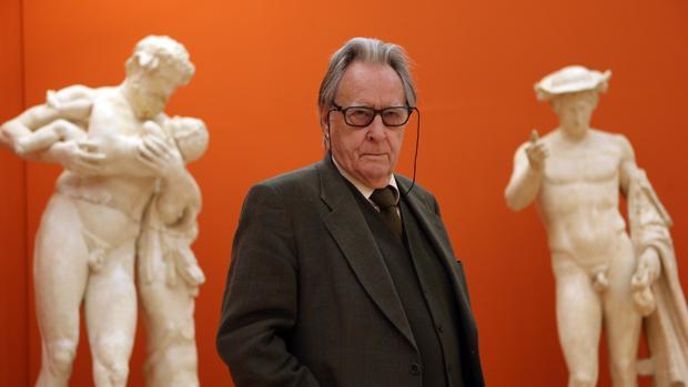 Fernando Terán, director de la Real Academia de Bellas Artes de San Fernando