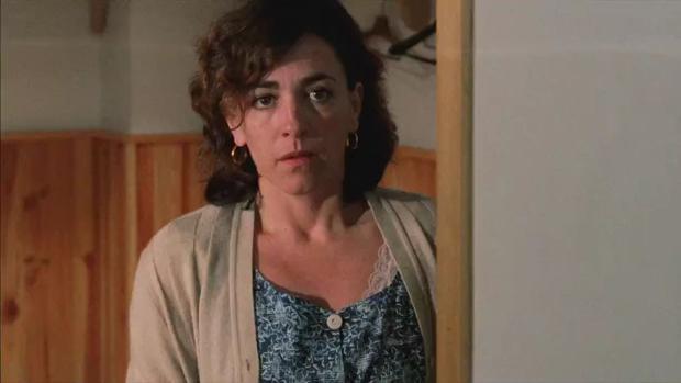 Carmen Maura, en una escena de «¿Qué he hecho yo para merecer esto?», dirigida por Pedro Almodóvar
