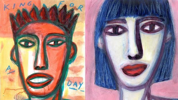 «King for a Day» y «Ella es un arcoíris», de la muestra en Madrid
