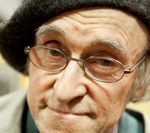 El escritor italiano Guido Ceronetti