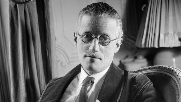 James Joyce en París (1934)