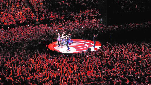 El nuevo show de U2 ha recibido excelentes críticas