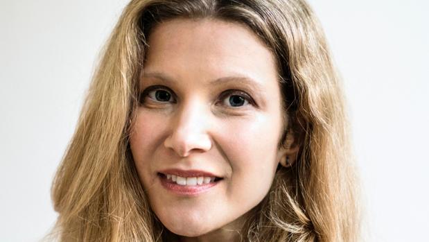 La escritora estadounidense Lisa Halliday