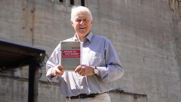 Wieland Giebel, periodista y autor del libro «Por qué me hice nazi»