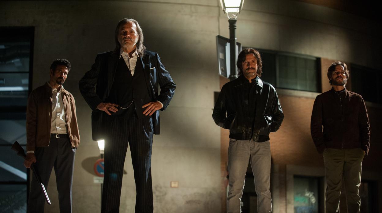 «Gigantes»: regreso al cine por capítulos