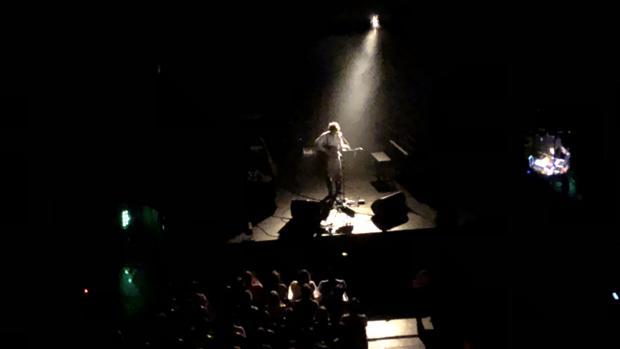 La primera hipnosis de Damien Rice en Madrid