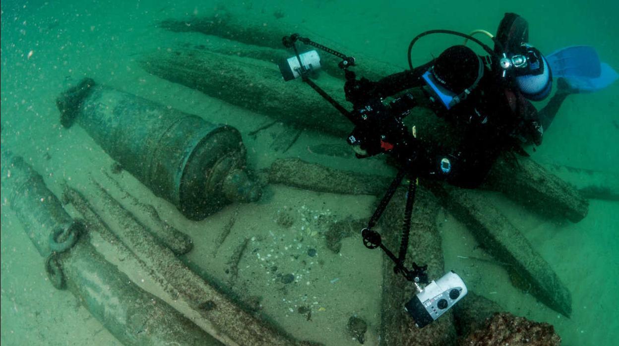 Encuentran en Portugal los restos de un barco del XVI que sería «el descubrimiento de la década»