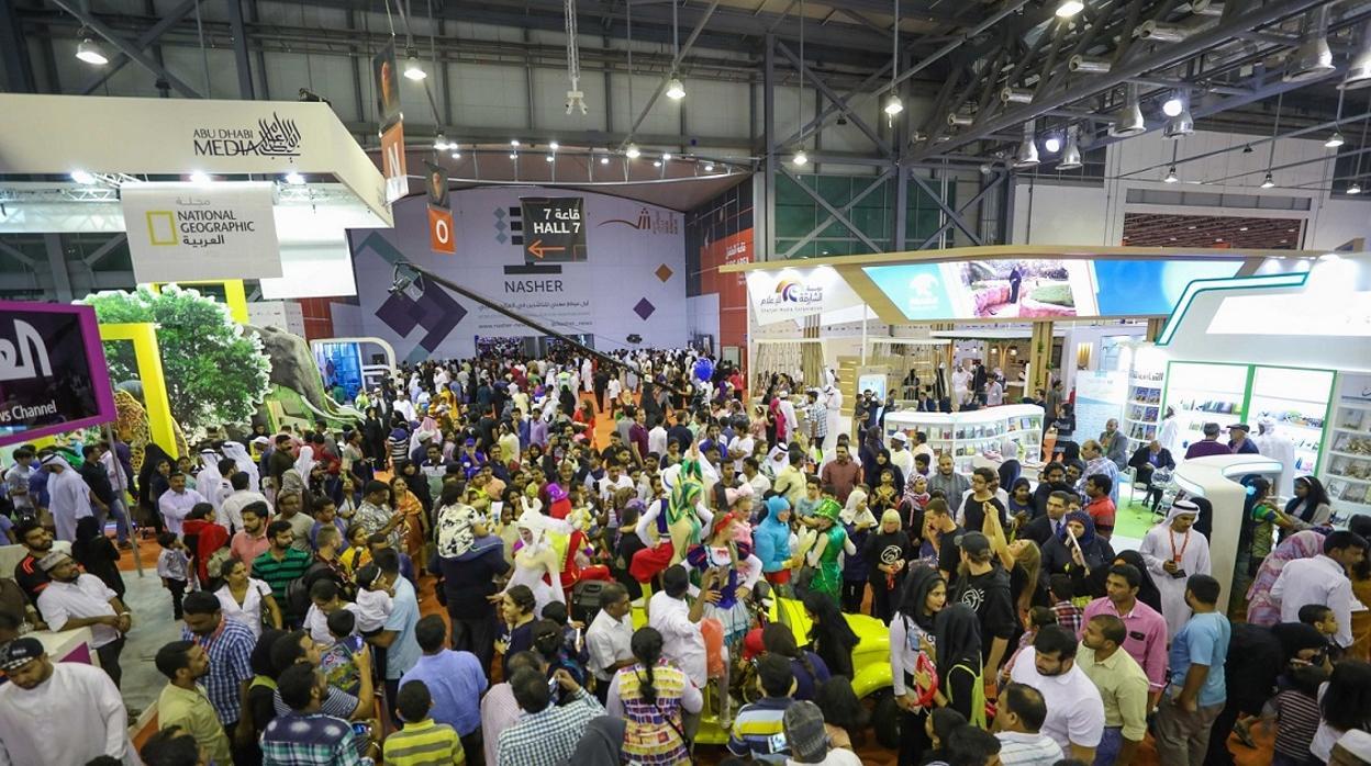 Japón, invitado de honor en la Feria Internacional del Libro de Sharjah