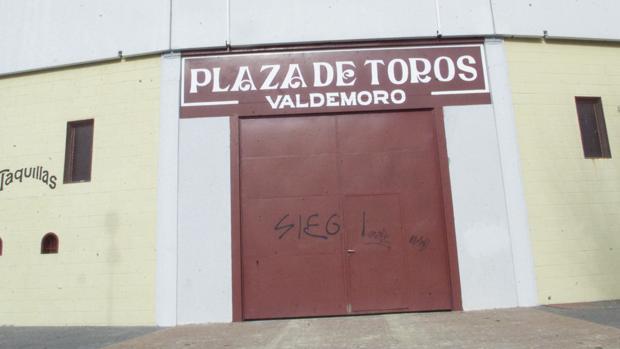La plaza de toros de Valdemoro es una de las que pretenden recuperar
