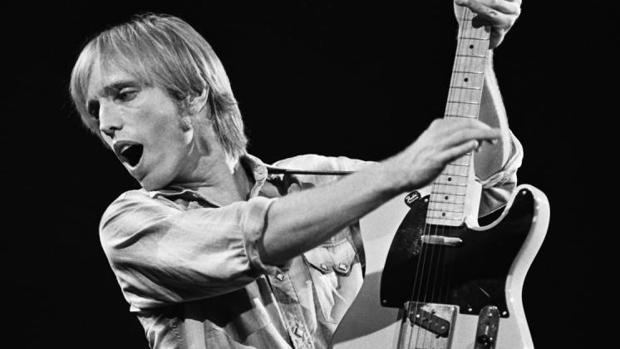 El rockero Tom Petty