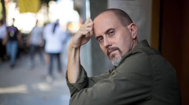 El escritor murciano Ginés Sánchez