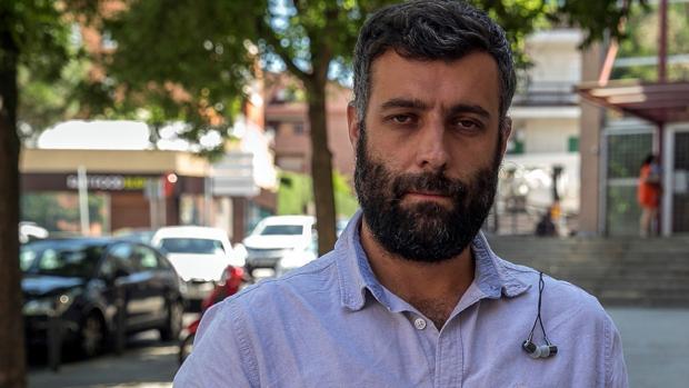Nacho Carretero, autor de «En el corredor de la muerte»