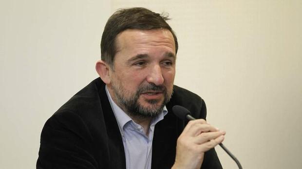 El escritor y periodista Sergio Vila-Sanjuán